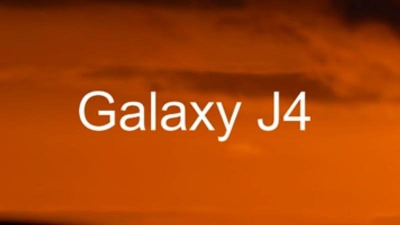 Samsung lavora al Galaxy J4, un nuovo device economico