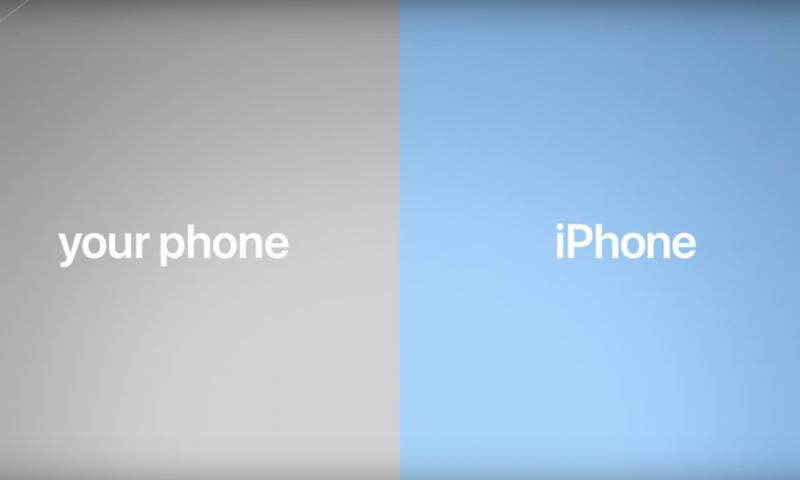 Torna Switch to iPhone in quattro brevi clip