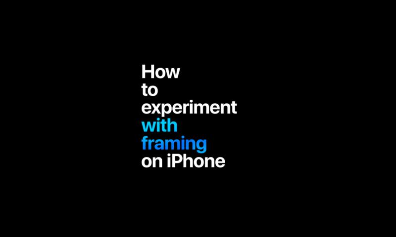 Su YouTube nuovi consigli per sfruttare al meglio la fotocamera di iPhone