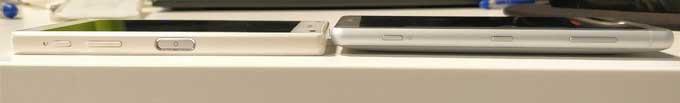 Sony Xperia XZ2 Compact esiste: ecco il primo prototipo