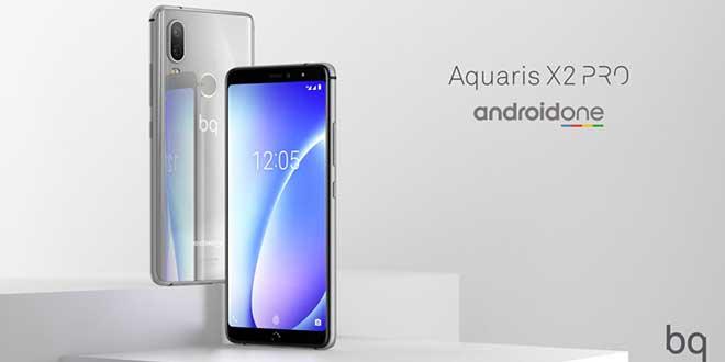 BQ Aquaris X2 e X2 Pro semi-ufficiali: saranno smartphone Android One