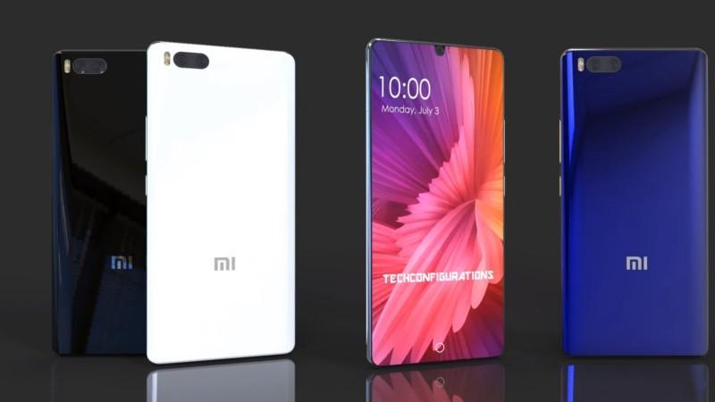 Xiaomi Mi 7: le prime 100.000 unità sono pronte