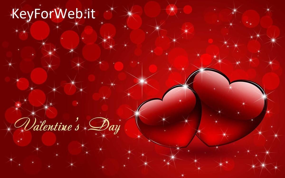 Idee per gli auguri di buon San Valentino 2019 con frasi, video, immagini e GIF