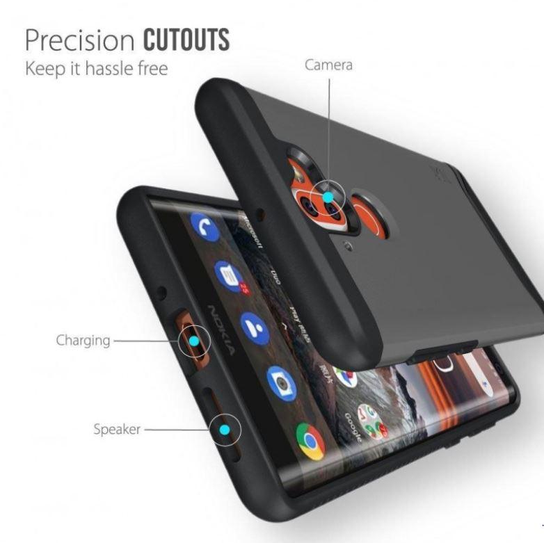 Nokia 9, schermo curvo e doppia camera in evidenza in nuove foto