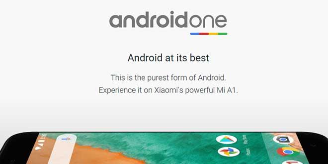 Nuovi smartphone Android One e Go in arrivo al MWC 2018