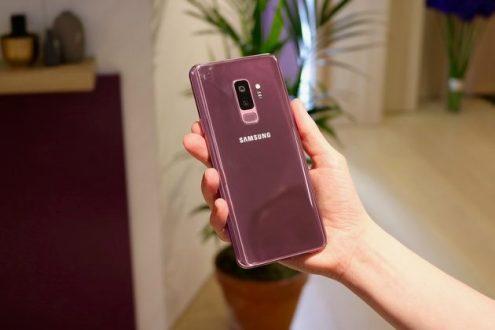Anteprima Galaxy S9 e S9+ : primo video promo e nuove immagini reali