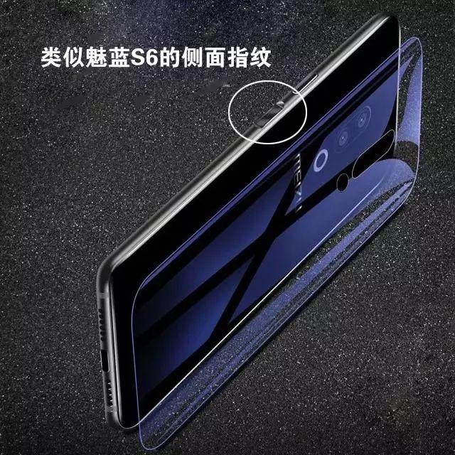 Meizu 15 Plus, nuove immagini mostrano il lettore di impronte laterale