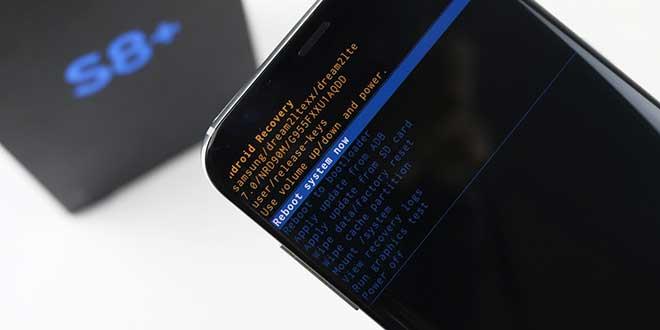 Sbloccare S8 bloccato dopo aggiornamento Android 8.0 Oreo
