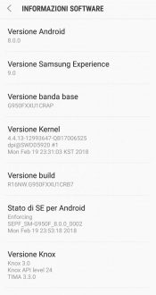 Android 8.0 Oreo per Galaxy S8 e S8 Plus disponibile in Italia | Download disponibili