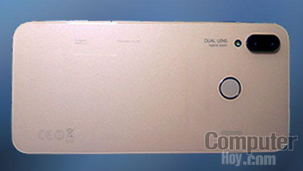 Huawei P20 Lite prende vita, è proprio un iPhone X