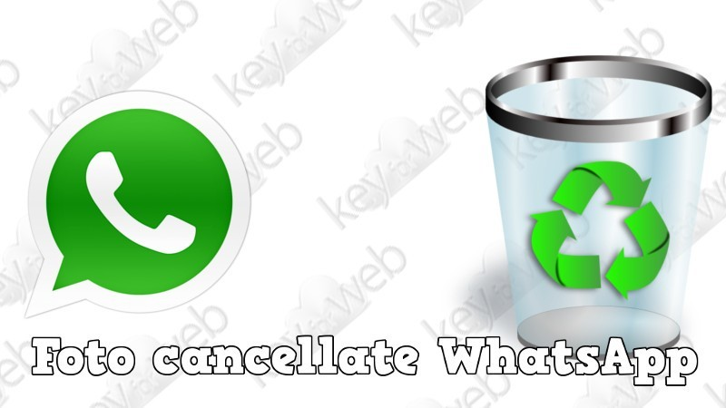 Come recuperare foto WhatsApp cancellate