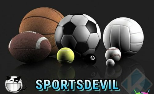 Immagine Sports Devil addon