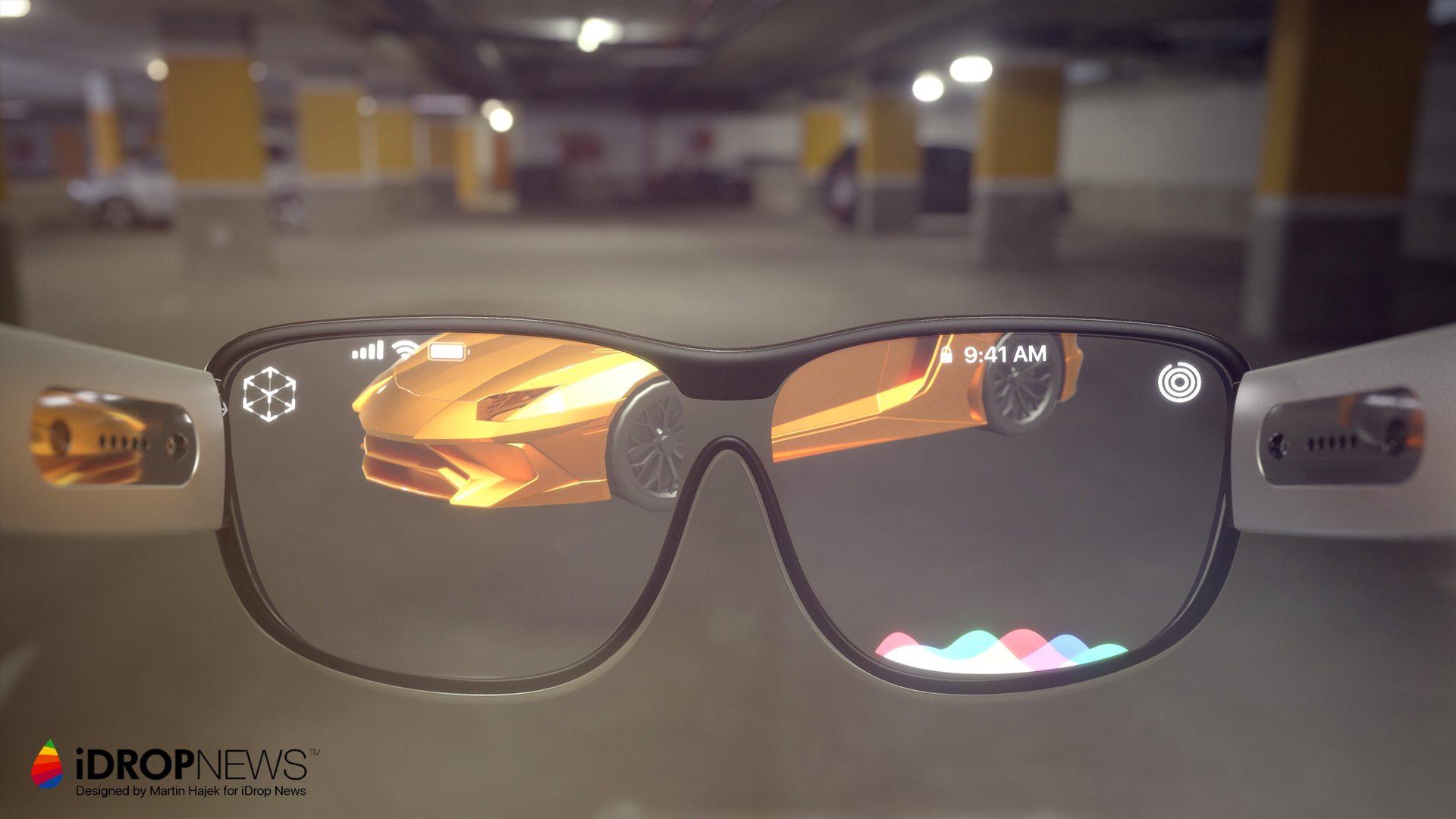 Gli occhiali di Apple stanno davvero arrivando?