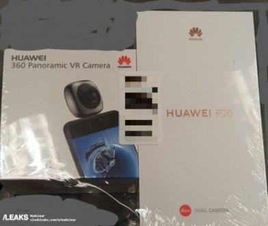 Huawei P20, oggi in rete le foto del modello completo