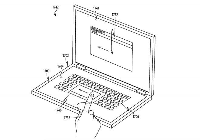 "Apple vuole creare un Mac ""senza tastiera""?"