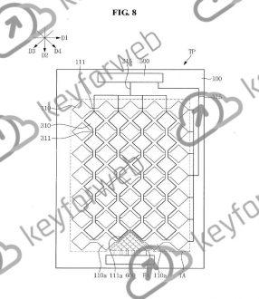 Samsung deposita un nuovo brevetto, si parla di lettore di impronte digitali a schermo