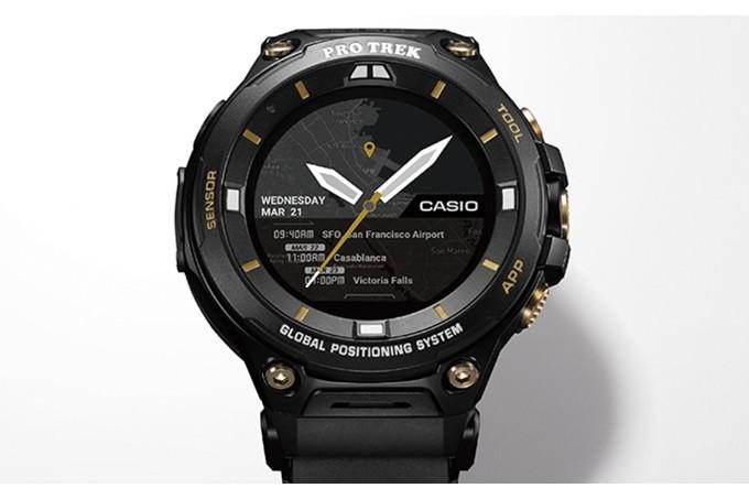 Casio WSD-F20SC, il nuovo smartwatch in edizione limitata