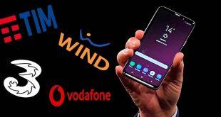 Galaxy S9 e S9+: come averli con Tim, Tre, Wind e Vodafone