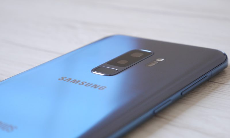 Samsung Galaxy S9 versione Snapdragon 845 ha un grave bug grafico che fa spegnere il dispositivo