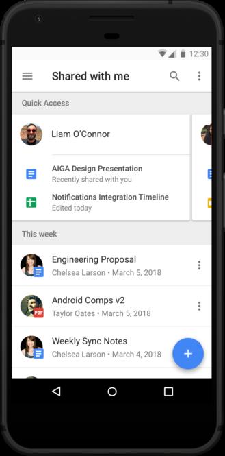 Google Drive con AI