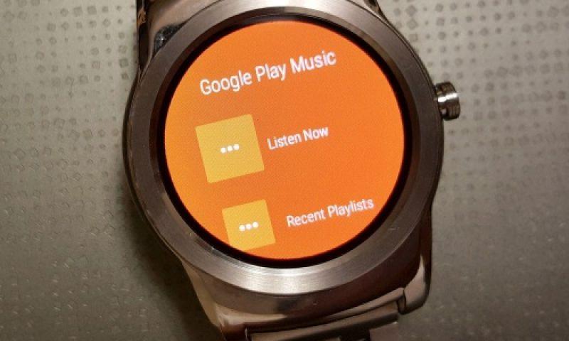 Google Play Music si aggiorna su Wear OS