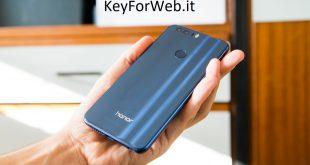 E' tutto vero, Honor 8 si aggiorna ad Android Oreo