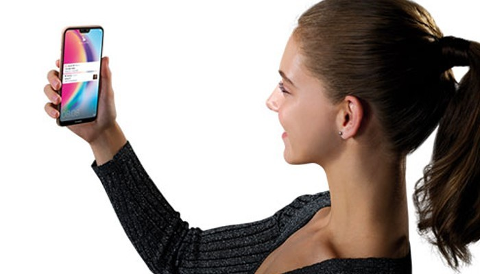 Huawei P20 e P20 Lite: confronto tra cornici