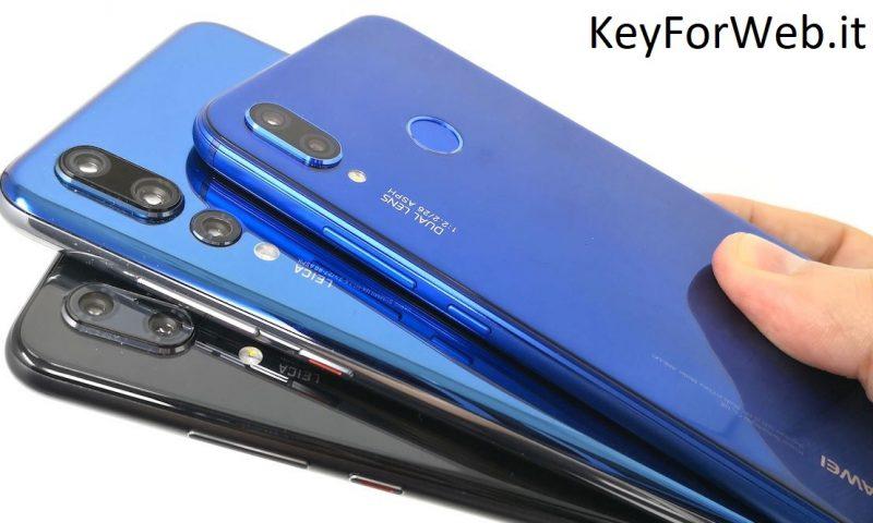 Shock Samsung Galaxy S8 e Huawei P20 Lite a prezzo fuori dal mondo il 30 marzo