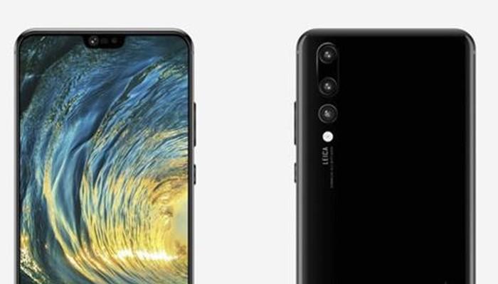 Huawei P20, nuove immagini della versione standard e Pro