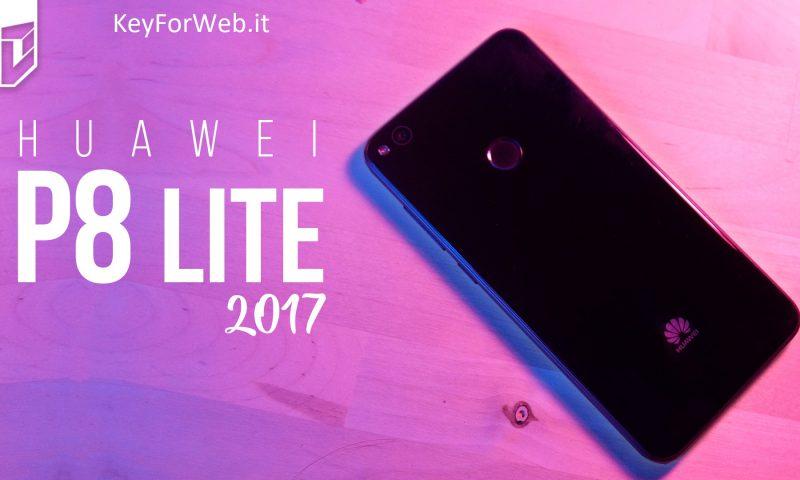 Non solo GPU Turbo per Huawei P8 Lite 2017: altre novità