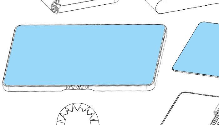Huawei pensa ad uno smartphone pieghevole con display flessibile