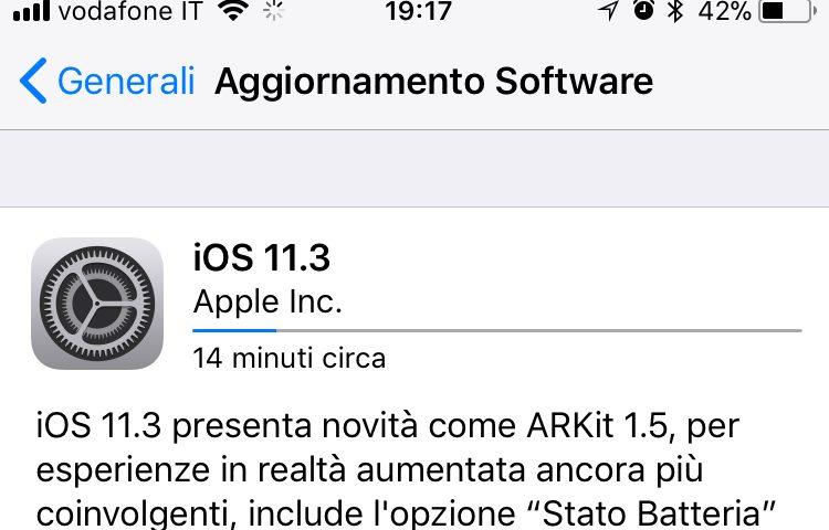 Apple rilascia finalmente iOS 11.3 per tutti