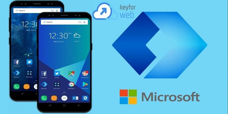 Microsoft Launcher 4.7 beta porta tante novità sullo sfondo e non solo