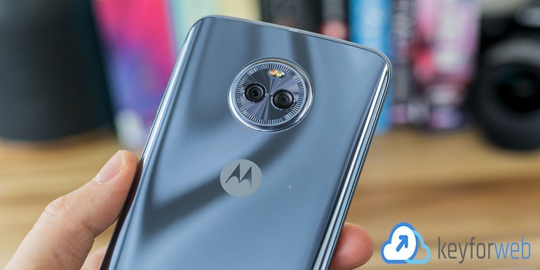 Moto x4 riceve le patch di sicurezza Android di febbraio