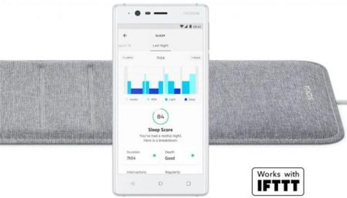 Con Nokia Sleep dormi sogni tranquilli, presto in Italia