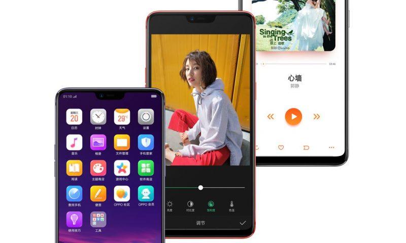 Oppo R15 e R15 Dream Mirror Edition sono finalmente ufficiali