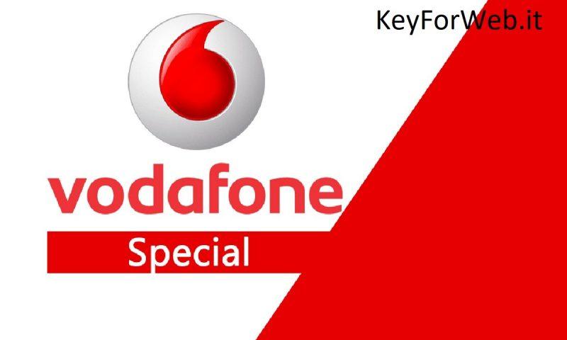 Servizio gratis per tutte le passa a Vodafone passate e future: novità importanti