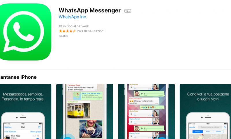 Whatsapp si aggiorna e aggiunge il supporto agli adesivi