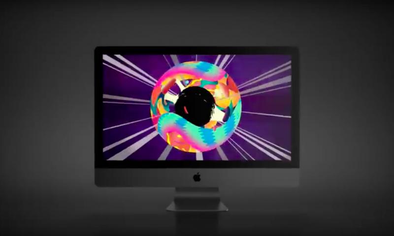 Apple pubblica nuovi spot incentrati sull'iMac Pro