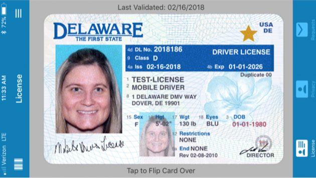 Negli Stati Uniti la patente diventa digitale