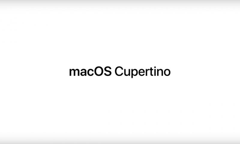 E se il prossimo macOS fosse Cupertino?