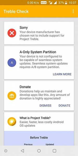 come controllare se il vostro smartphone supporta i seamless update
