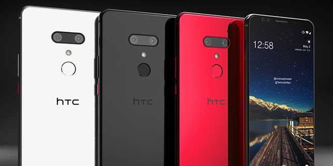 HTC U12 Plus potrebbe essere l'unico smartphone HTC top di gamma del 2018