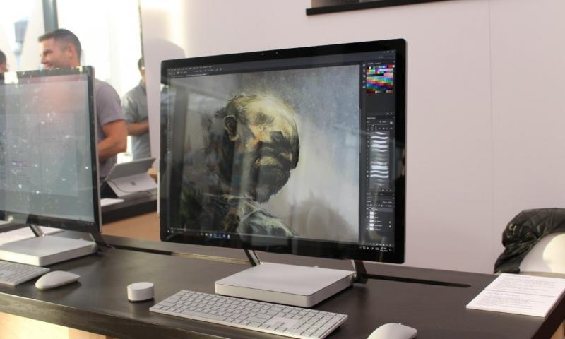 Surface Studio approda in Germania, per l'Italia si attende la seconda versione ?
