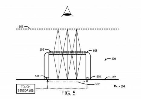 Surface Dial, un nuovo brevetto per renderlo trasparente