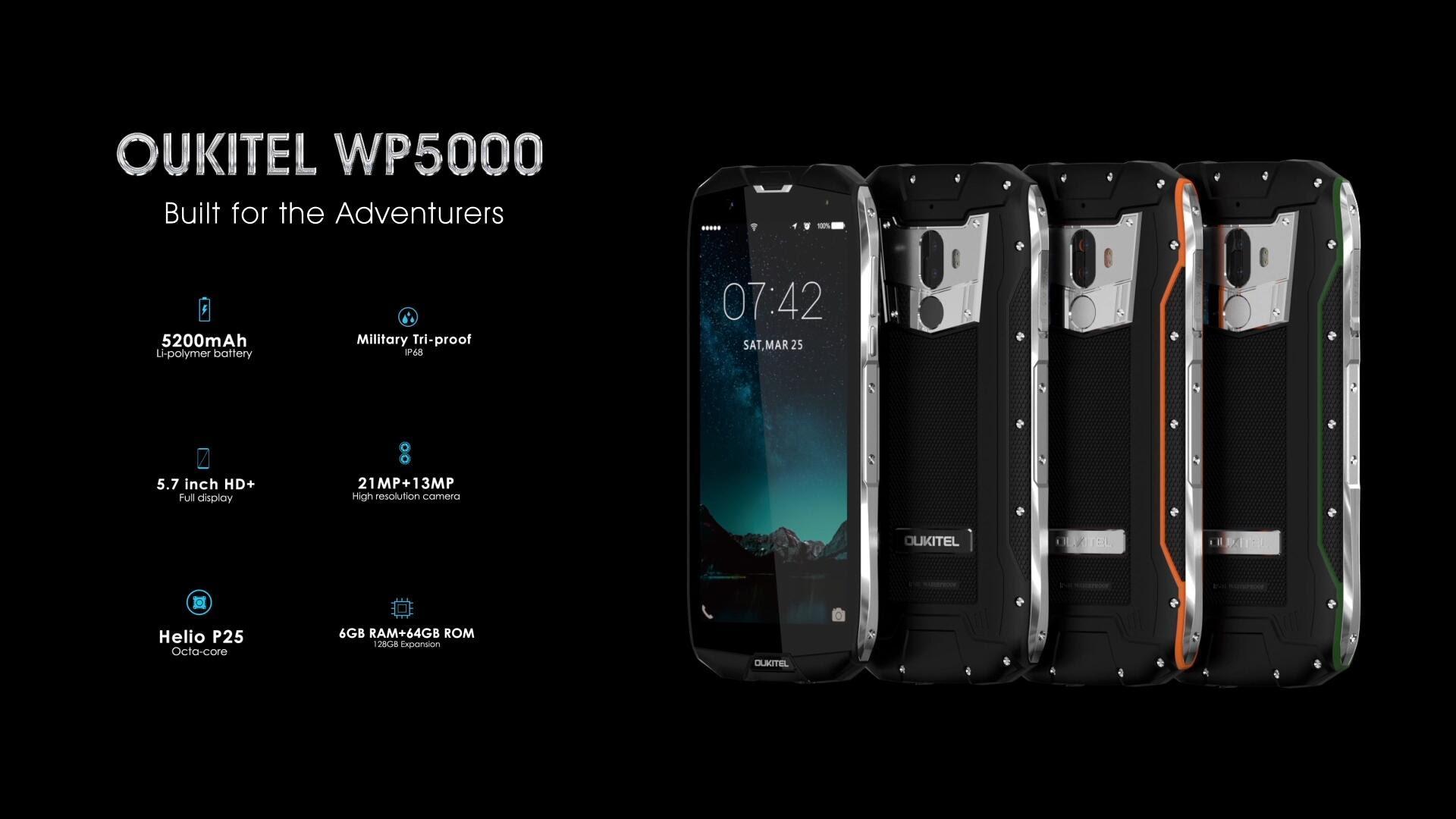 WP5000