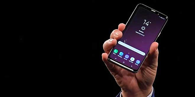Galaxy S9 ha il miglior display su smartphone