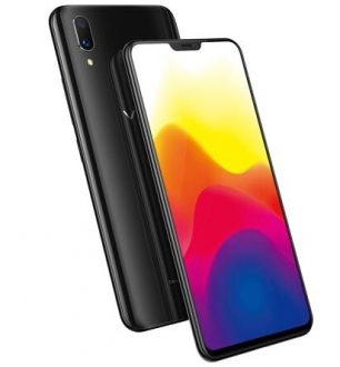 Vivo X21 in foto ha il Notch come iPhone X