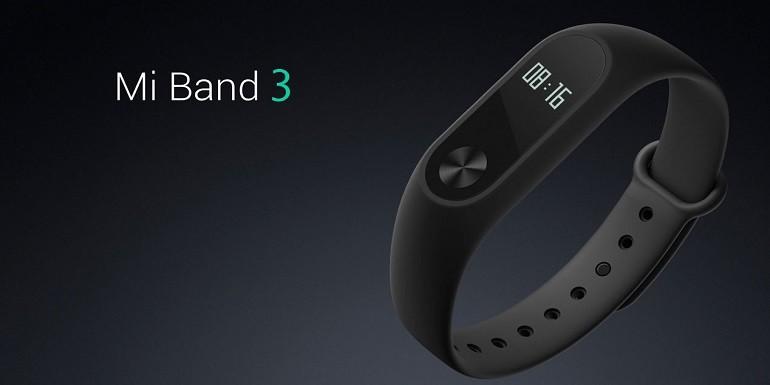 Xiaomi Mi Band 3 è finalmente in arrivo