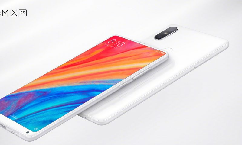 Xiaomi Mi Mix 2S: online il video hands-on ufficiale
